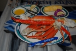 Big Alaskan Crab Feast