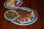 NY Strip Steak with Grilled Shrimp